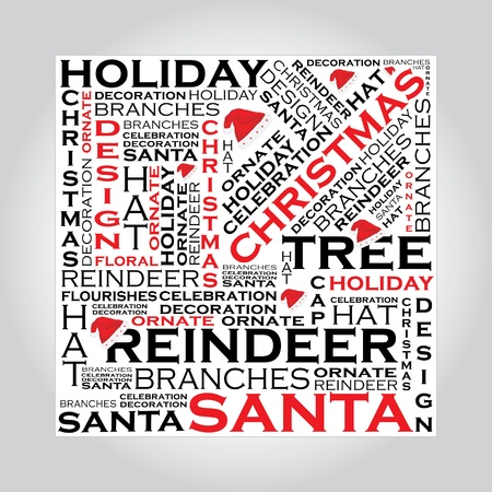 glint: especial de Navidad de fondo