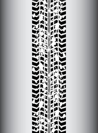 dirt texture: fondo con uno speciale design dei pneumatici nero