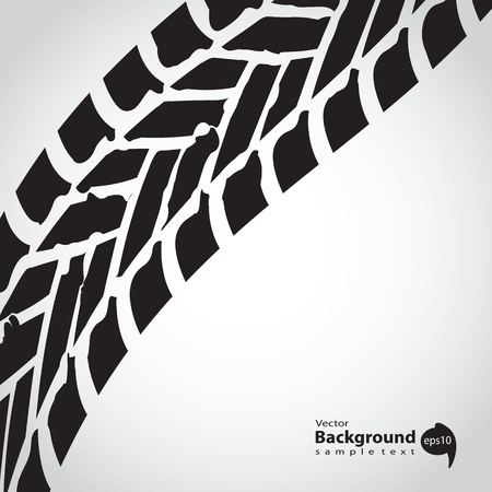 tires: tire track background