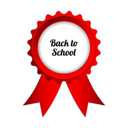 back to school sign Stock Vector - 21488091