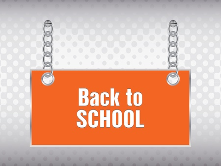 back to school background with special design Stock Vector - 22010639