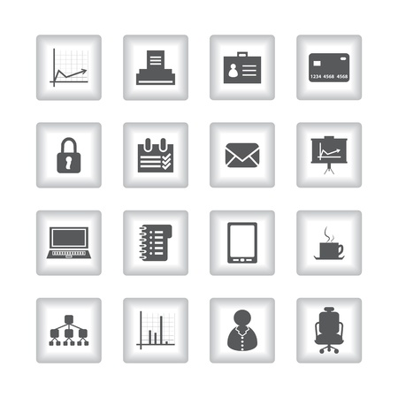 bankcard: special flat ui icons for web and mobile applications