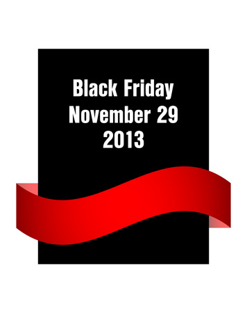 special black friday flyer  Vector