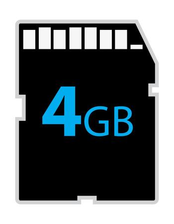 sd: Vector memory SD card