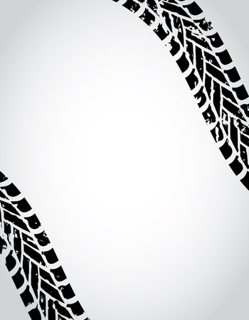 motorizado: neumáticos de fondo pista
