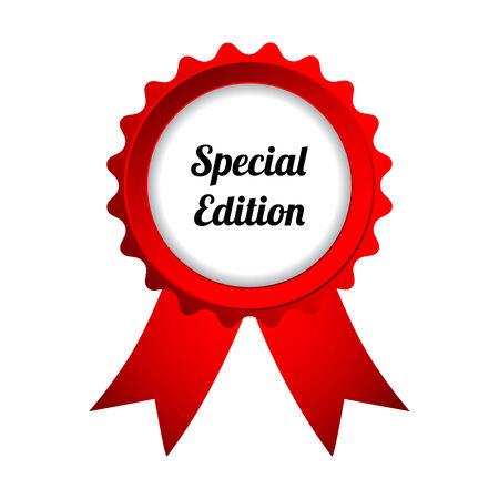 edizione straordinaria: edizione speciale distintivo