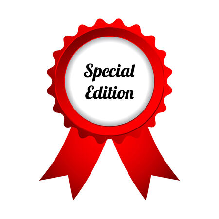 limited edition: special edition badge