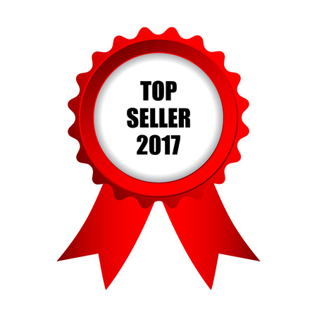 top seller 2017 badge