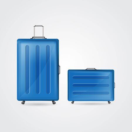 Special travel luggage for family and business travels