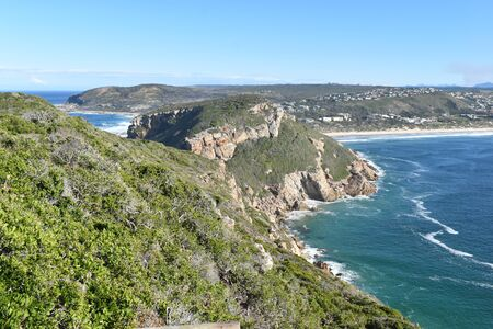 Wonderful landscape at the Robberg Nature Reserve at Plettenberg Bay, South Africa 스톡 콘텐츠 - 133415887