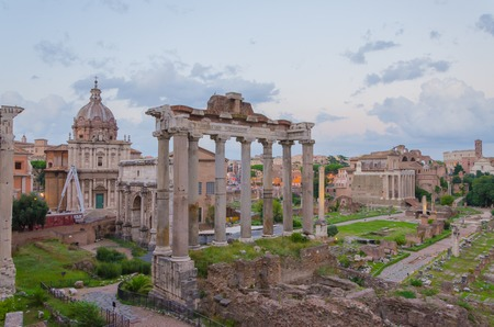 The great and eternal city of Italy is Rome.