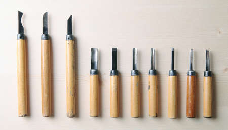 tool for wood,set Stock Photo - 22419319