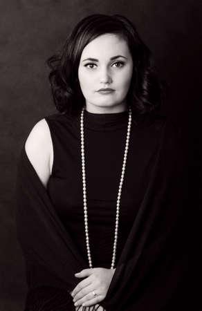 roseleaf: Stylized portrait