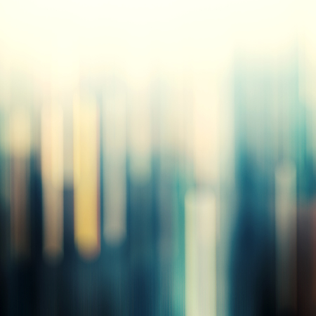 Abstract background with bokeh defocused lights. Stock Photo
