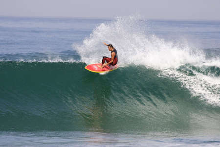 tenacity: surfing france