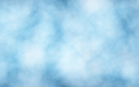 Background of abstract white color smoke isolated on blue color background. The wall of white fog. 3D illustration Banco de Imagens - 122498608