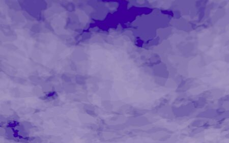 Background of abstract purple color smoke. The wall of purple fog. 3D illustration Stok Fotoğraf