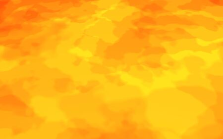 Abstract Fire Background with Flames. Wall of Fire. Glare on the water. 3D illustration Stok Fotoğraf
