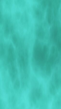 Background of abstract green color smoke. The wall of green fog. 3D illustration