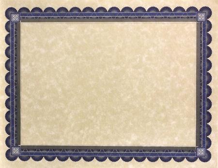 Certificaat Frame