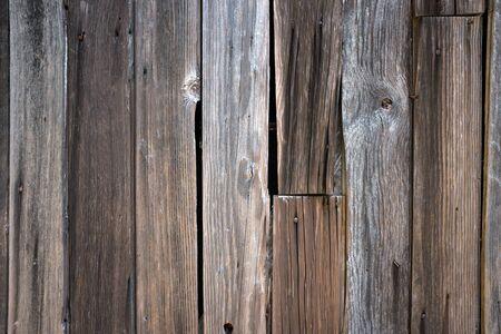 madera rústica: Rústico resistido viejo fondo de planchas de madera del granero