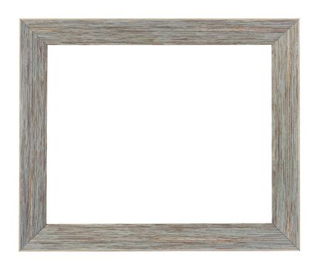 空の古い木製フレーム 写真素材 - 64612121