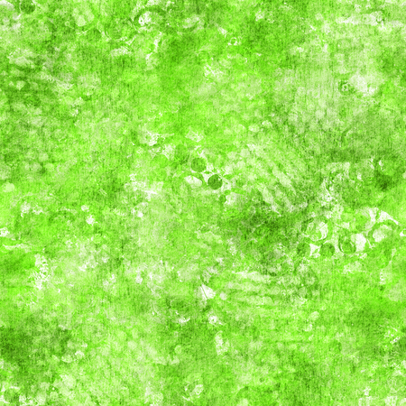 Seamless green abstract background pattern Stock Photo
