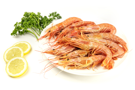 Jumbo Shrimp Stock Photos And Images 123rf
