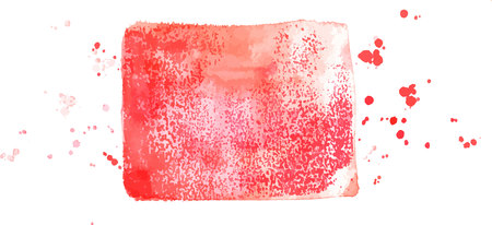 An abstract pastel pink watercolor background texture