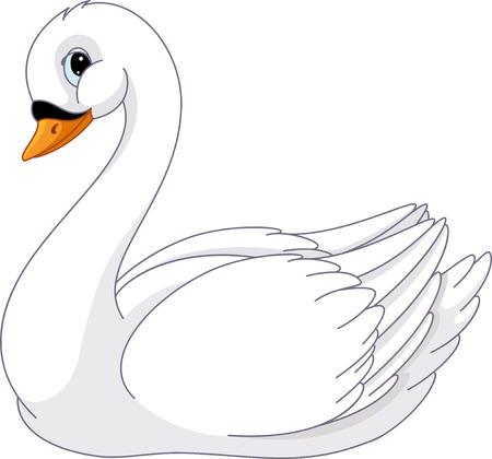Swan Banque d'images - 64647260