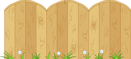 fence: fence Illustration