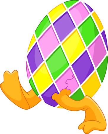 Easter egg escapes