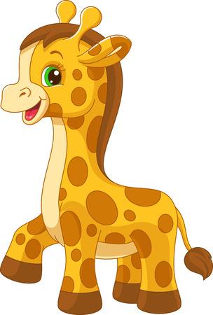 Little giraffe toy Banque d'images - 115415823