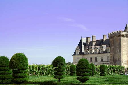 touraine: chateau