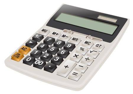 Calculator realistic