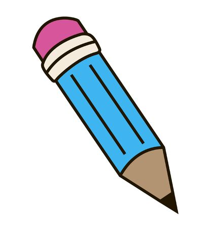 The pencil  Stock Vector - 17139452