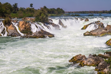 greatest: The greatest waterfall in Laos, Khon-Pa-Peng
