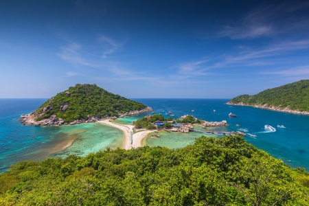 Nangyuan Island, Surathani, Thailand  photo