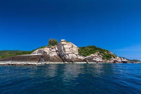 koh tao: Island in southern Thailand, Koh Tao, Chumphon