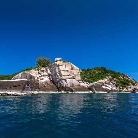 Island in southern Thailand, Koh Tao, Chumphon   photo