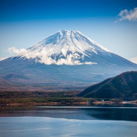 Mountain Fuji in winter Imagens - 20615153