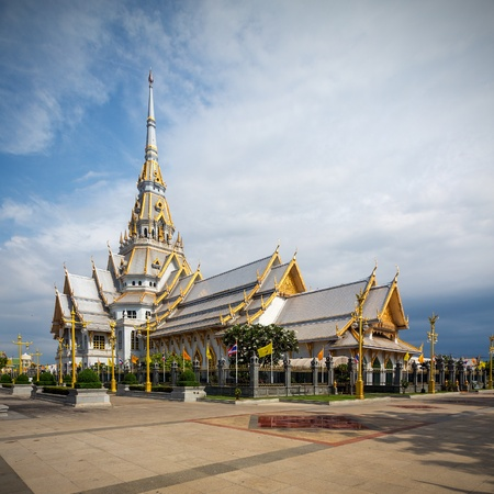 chachoengsao: Sothorn Temple at Chachoengsao province, Thailand