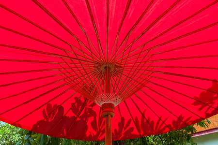 lanna: Lanna umbrella,Chiang Mai Thailand