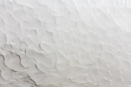 White Plasticine  textured background