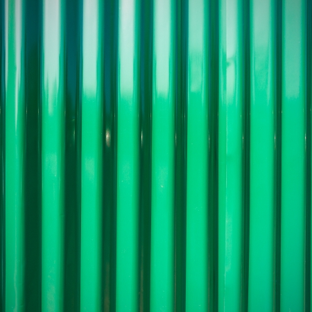 Background green sheet zinc.