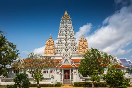 Wat Yan Sang Wararam Woramahawihan temple, Chonburi Province, Thailand