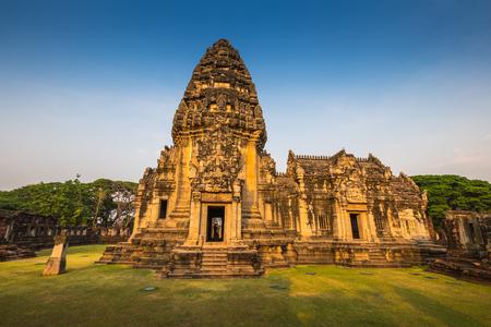 Prasat Hin Phimai, Phimai historical park in Nakhon Ratchasima province, Thailand. Imagens
