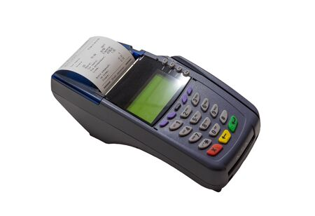 payment terminal insulated.