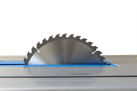 stainless steal: circular saw.