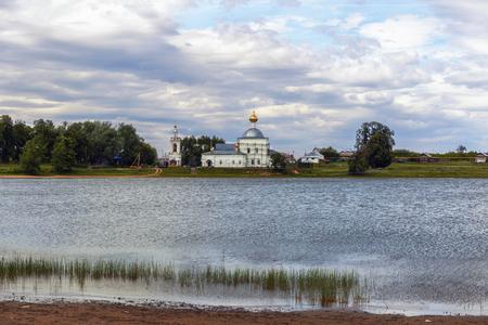 Orthodox Church of the lake.